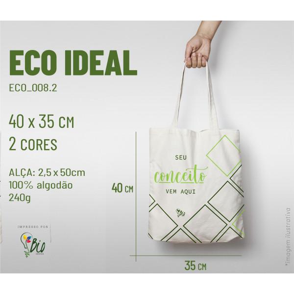 Ecobag Ideal 35x40, 2 cores