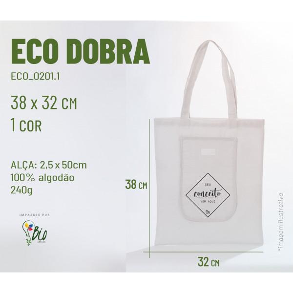 Ecobag Dobra 42x38, 1 cor