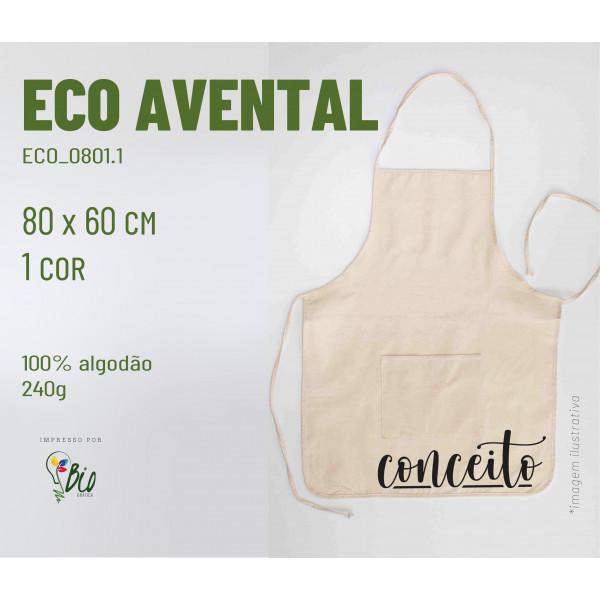 Eco Avental 60x80, 1 cor