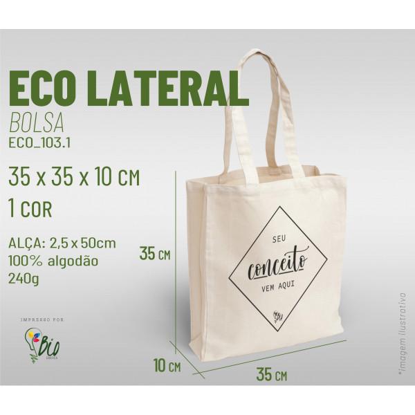 Ecobag Lateral 35x35x10, 1 cor
