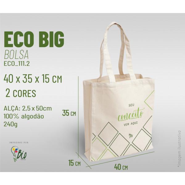 Ecobag Big 40x35x15, 2 cores