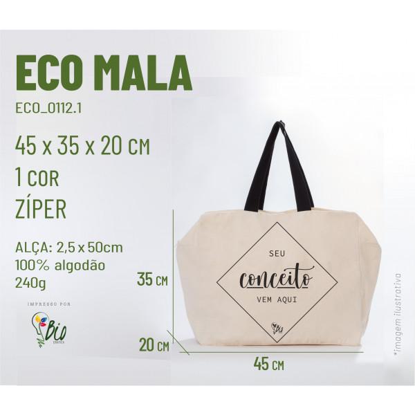 Ecobag Mala 45x35x12, 1 cor