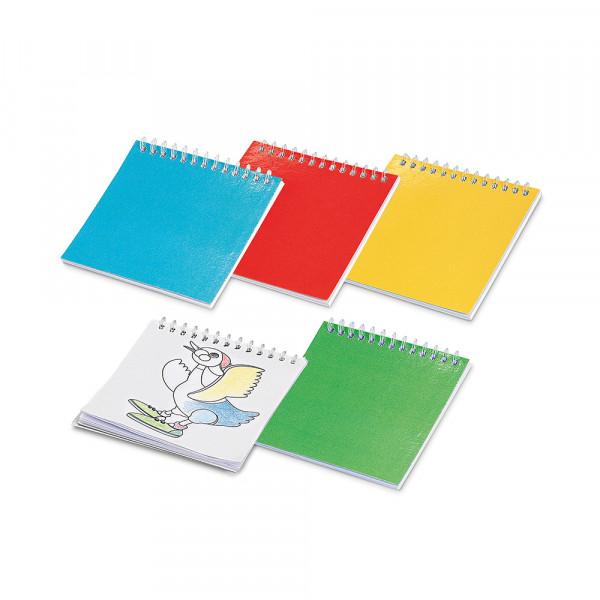 Caderno para Colorir com 25 Desenhos