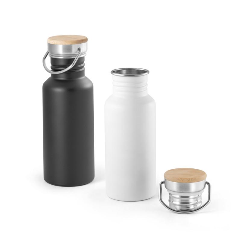 Squeeze em Aço Inox com Sistema de Vácuo