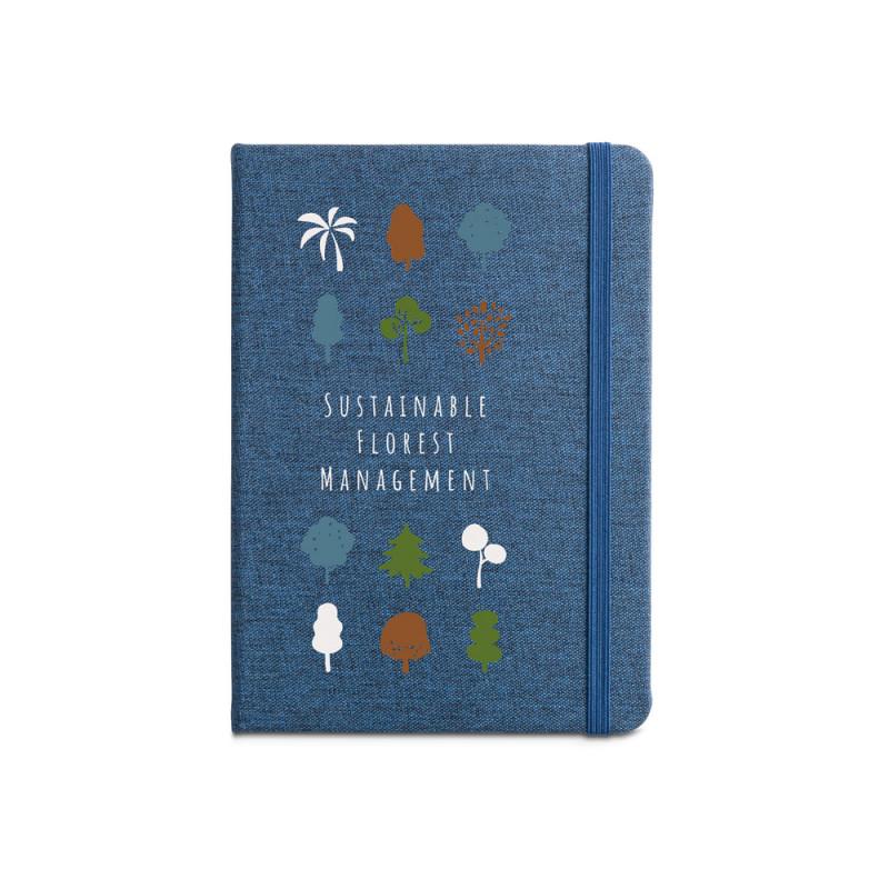 Caderno Ecológico com Capa em RPET