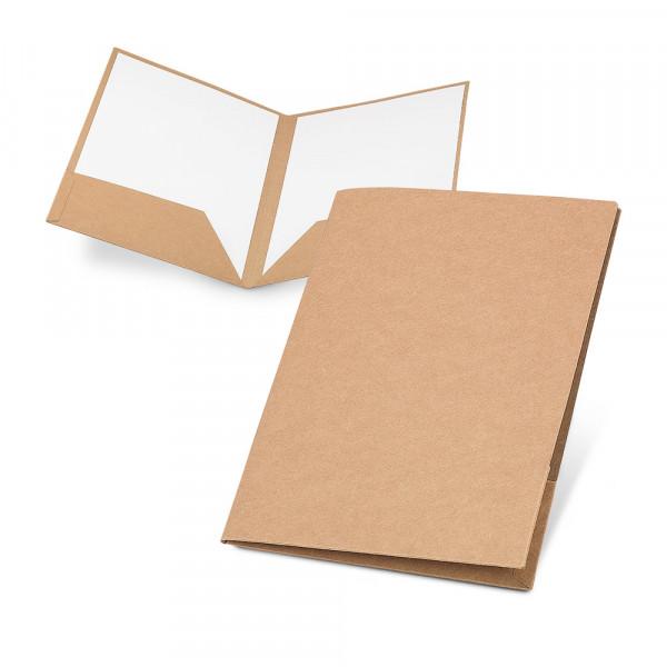 Pasta de Documentos Ecológica em Kraft