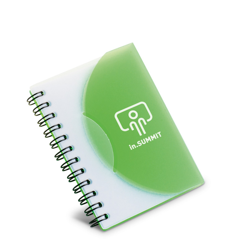 Caderneta para Anotações Capa em PP