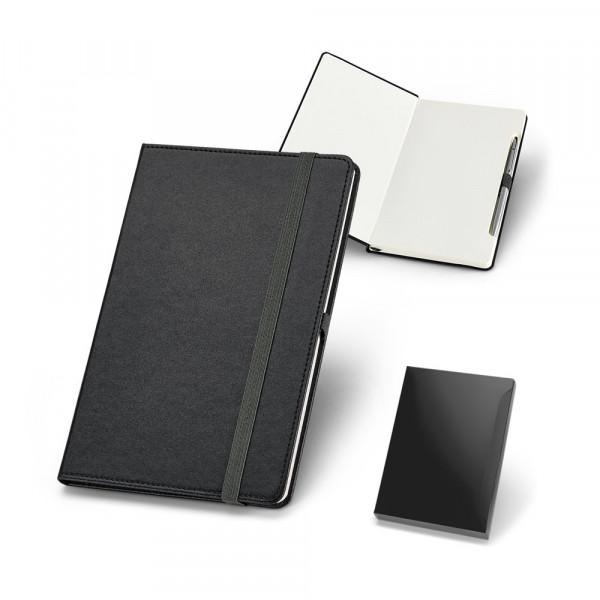 Caderno Funcional Com Caneta Metálica