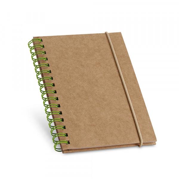 Caderno Ecológico de Bolso