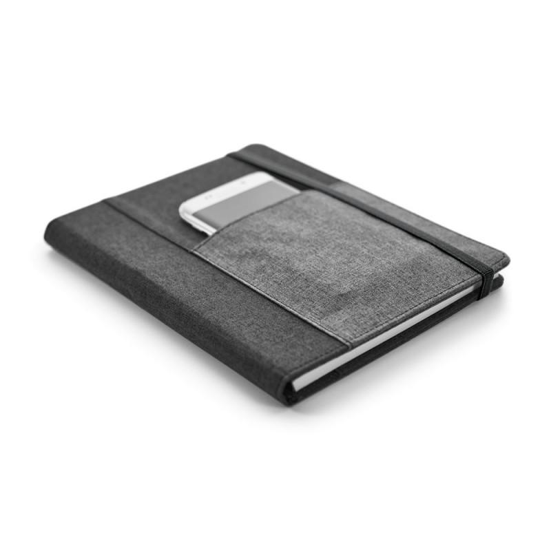 Caderno Funcional Com Capa Poliéster