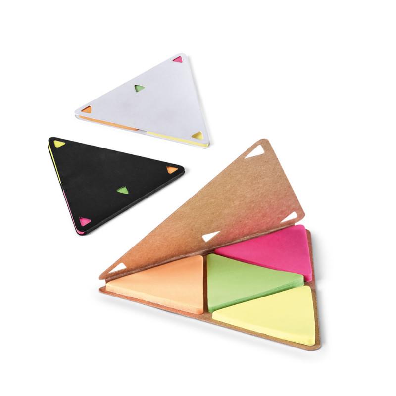 Blocos Adesivados Triangular