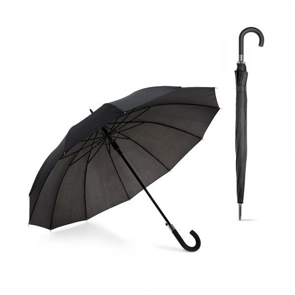 Guarda-chuva de 12 varetas em Poliéster