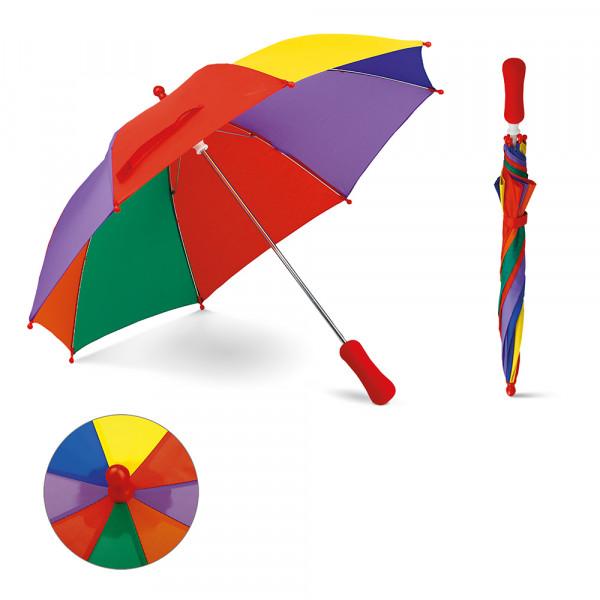 Guarda-chuva Infantil Colorido