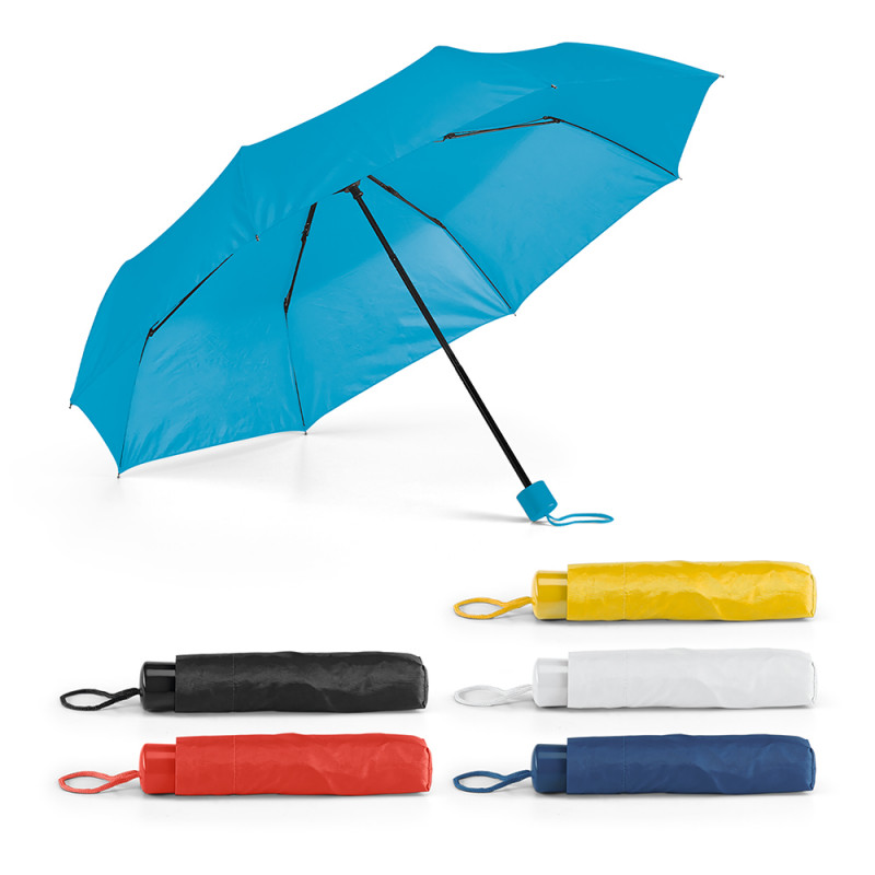 Guarda-chuva em Poliéster Dobrável Abertura Manual