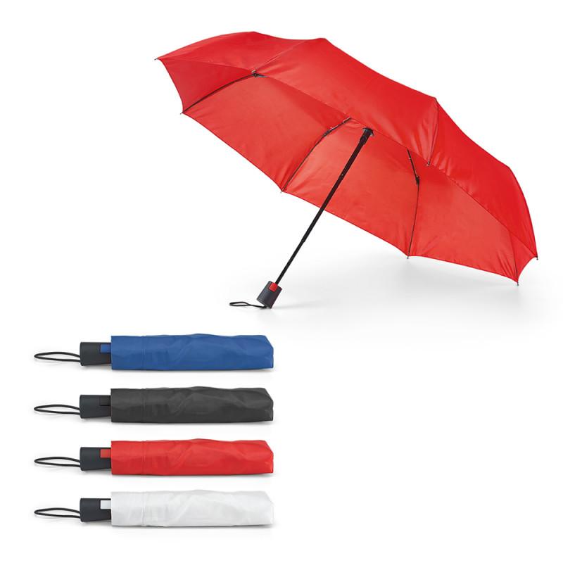 Guarda-chuva em Poliéster Dobrável