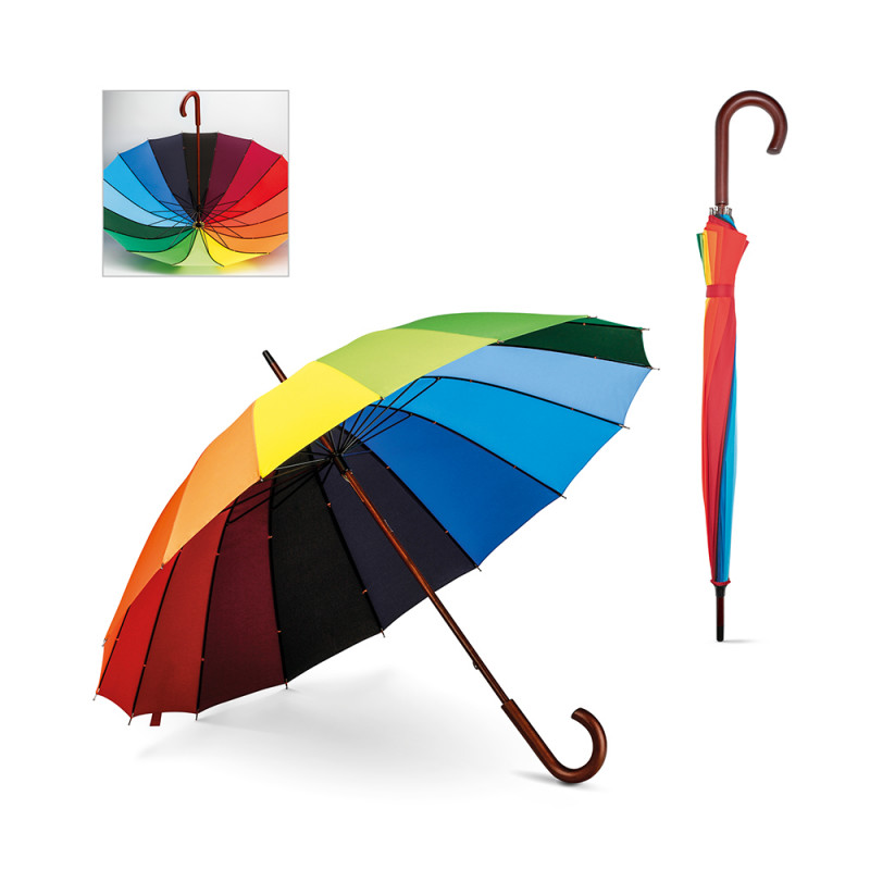 Guarda-chuva Arco-íris