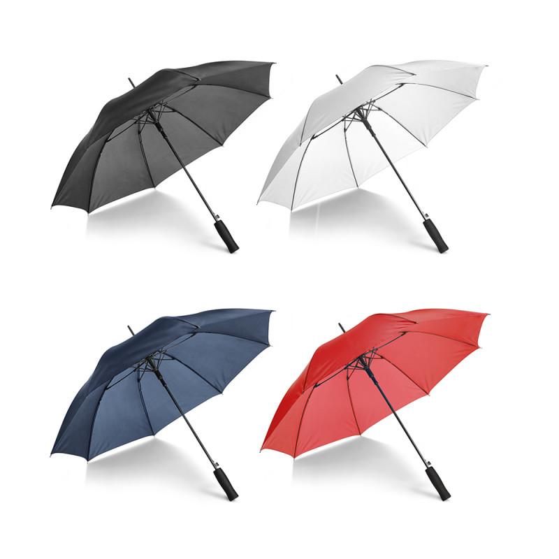 Guarda-chuva em Poliéster e Haste em Fibras de Vidro