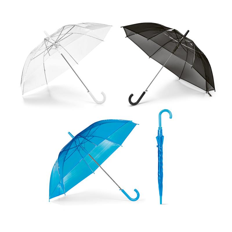 Guarda-chuva em POE Transparente