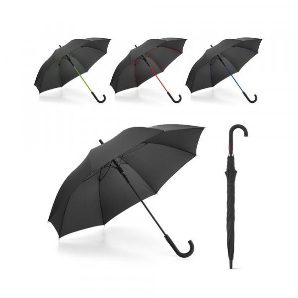 Guarda-chuva com Varetas de Fibra de Vidro