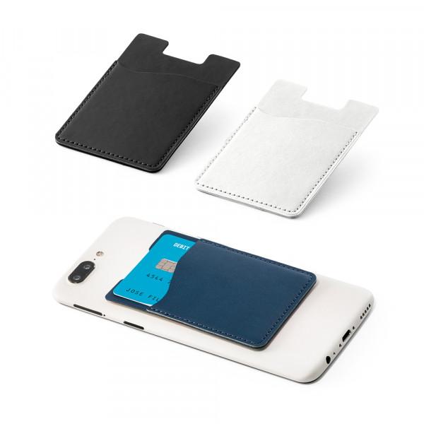 Porta cartões para celular Block