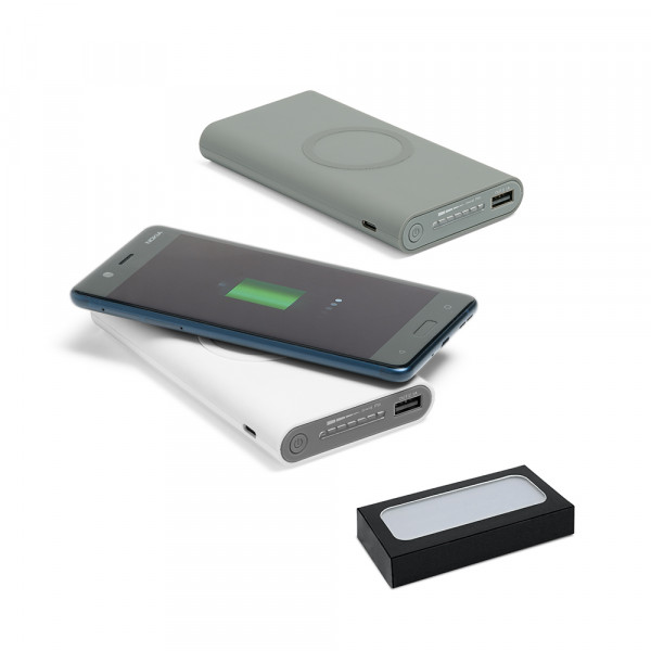 Bateria portátil wireless Aldrin