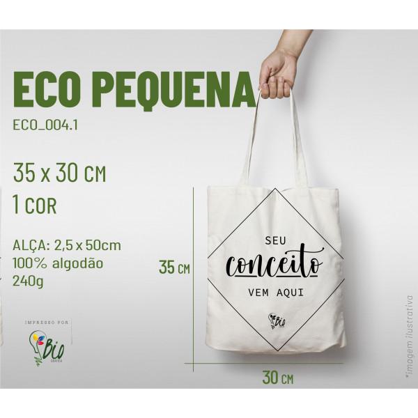 Ecobag Pequena 30x35, 1 cor