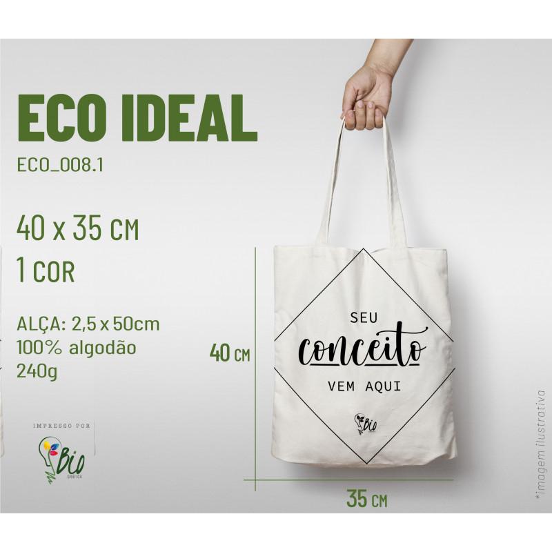 Ecobag Ideal 35x40, 1 cor