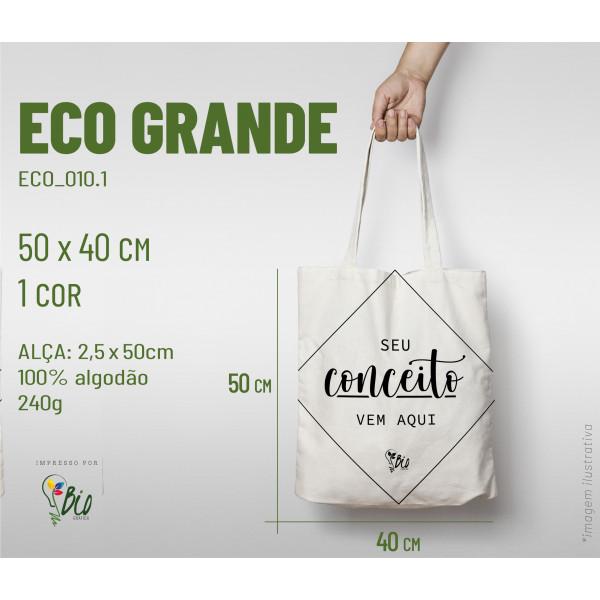 Ecobag Grande 40x50, 1 cor