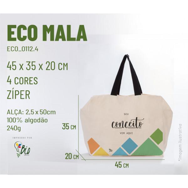 Ecobag Mala 45x35x12, 4 cores